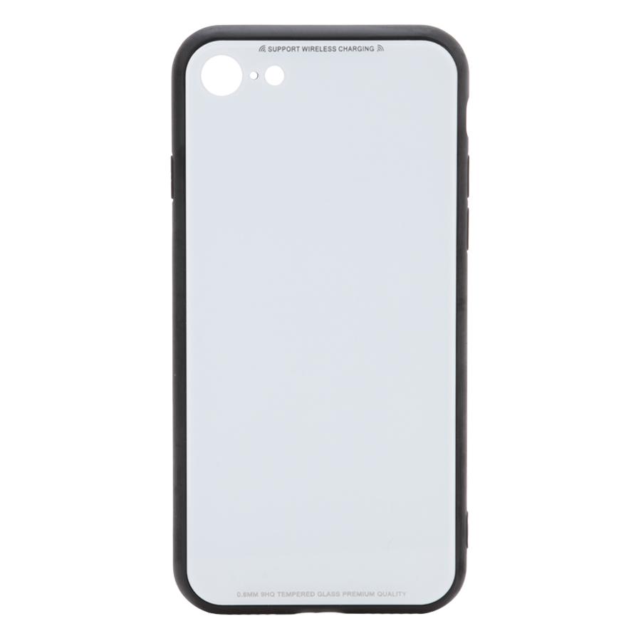 Ốp Lưng Dành Cho iPhone 7 8 Mặt Kính Cường Lực Sang Trọng Trắng - 24052320 , 6963075962830 , 62_4371101 , 180000 , Op-Lung-Danh-Cho-iPhone-7-8-Mat-Kinh-Cuong-Luc-Sang-Trong-Trang-62_4371101 , tiki.vn , Ốp Lưng Dành Cho iPhone 7 8 Mặt Kính Cường Lực Sang Trọng Trắng