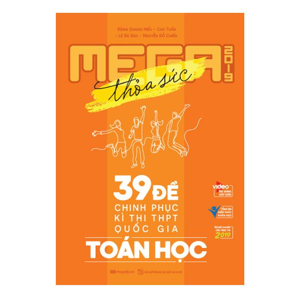 Combo Mega Luyện Đề THPTQG 2019: Toán - Lý - Hóa