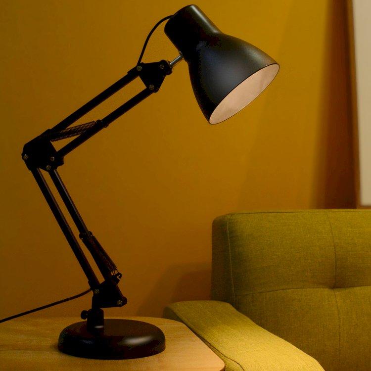 Đèn Bàn Black Cat - DB0007   Kèm bóng