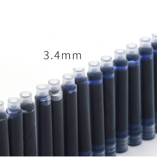 Combo 20 Ống mực to dành cho bút máy