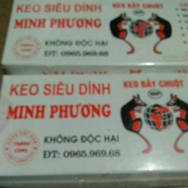 {HOT} -  Keo Dính Chuột Minh Phương