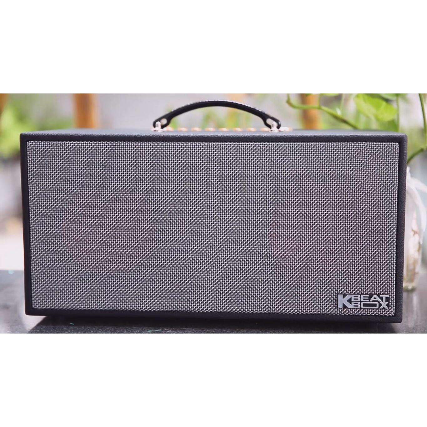 Loa karaoke Mini Acnos KSnet450 Tích hợp đầu karaoke Android 4k, Điều khiển giọng nói -  Chính Hãng