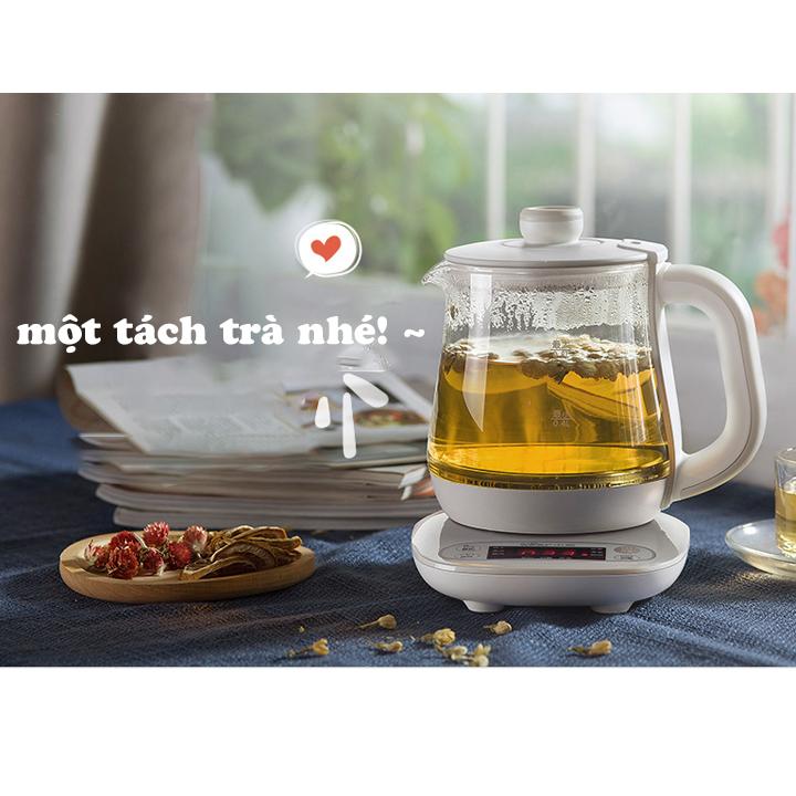 Ấm pha trà điện