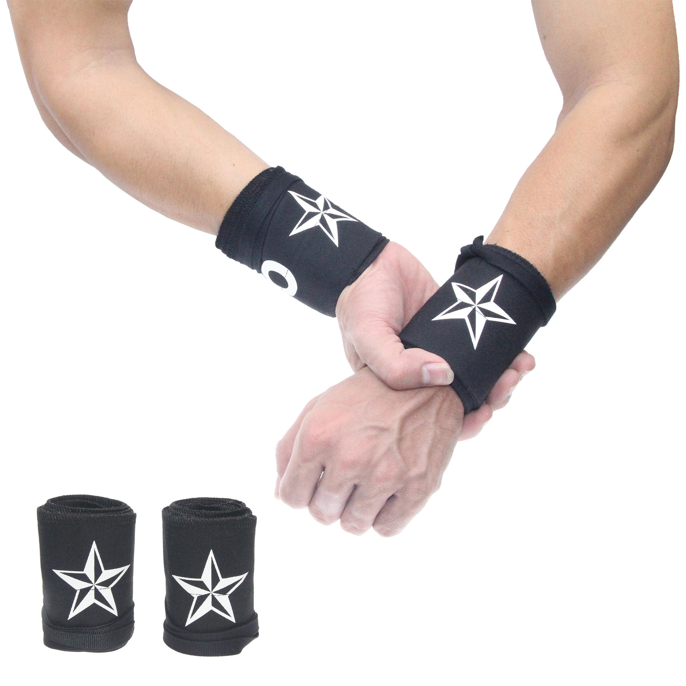 Bộ Băng Quấn Bảo Vệ Cổ Tay Cleacco Street Workout Wrist Wraps , Tập gym , Thể dục dụng cụ , Yoga , thiết kế quấn đặc biệt giúp cổ tay linh hoạt , giảm chấn thương – Hàng chính hãng .