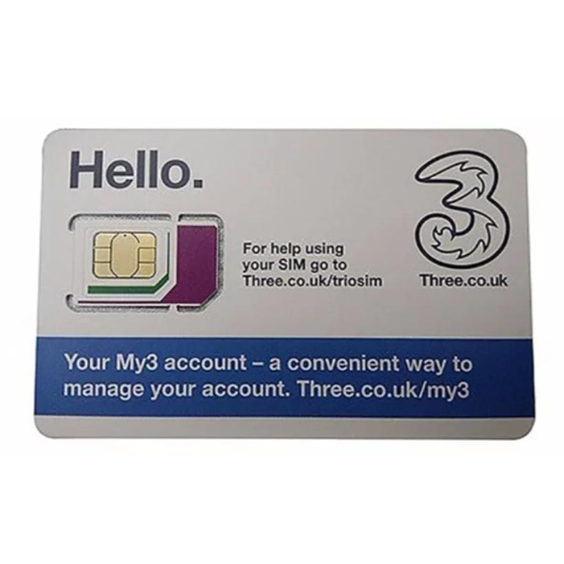 Sim 4G Châu Âu 20 Ngày, 5GB Data tốc độ cao, Có thoại và tin nhắn