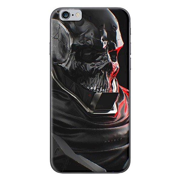 Ốp Lưng Dành Cho iPhone 6  6S - Mẫu Đầu Lâu