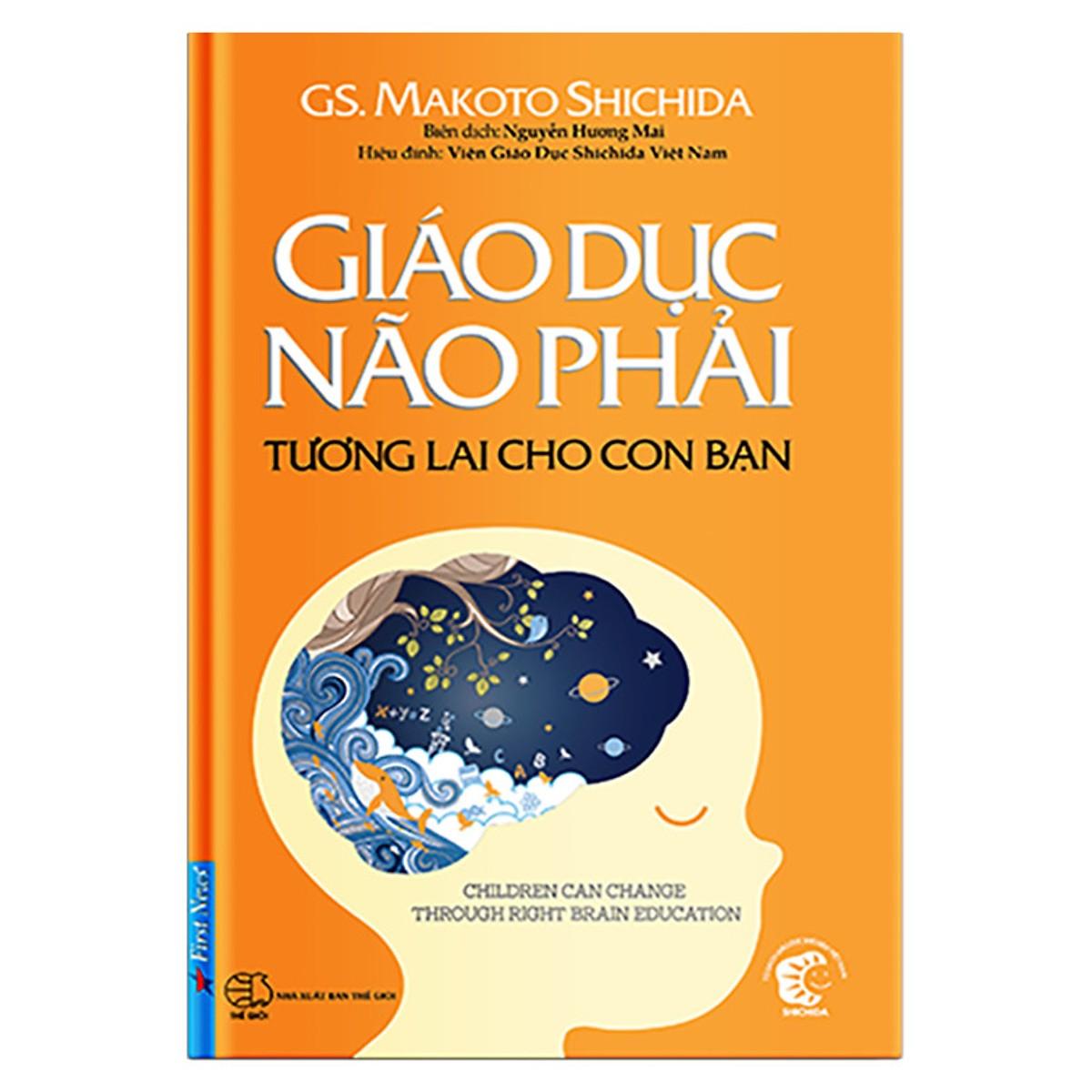 Bộ sách 5 cuốn Bí Quyết Nuôi Dạy Con Theo Phương Pháp Shichida