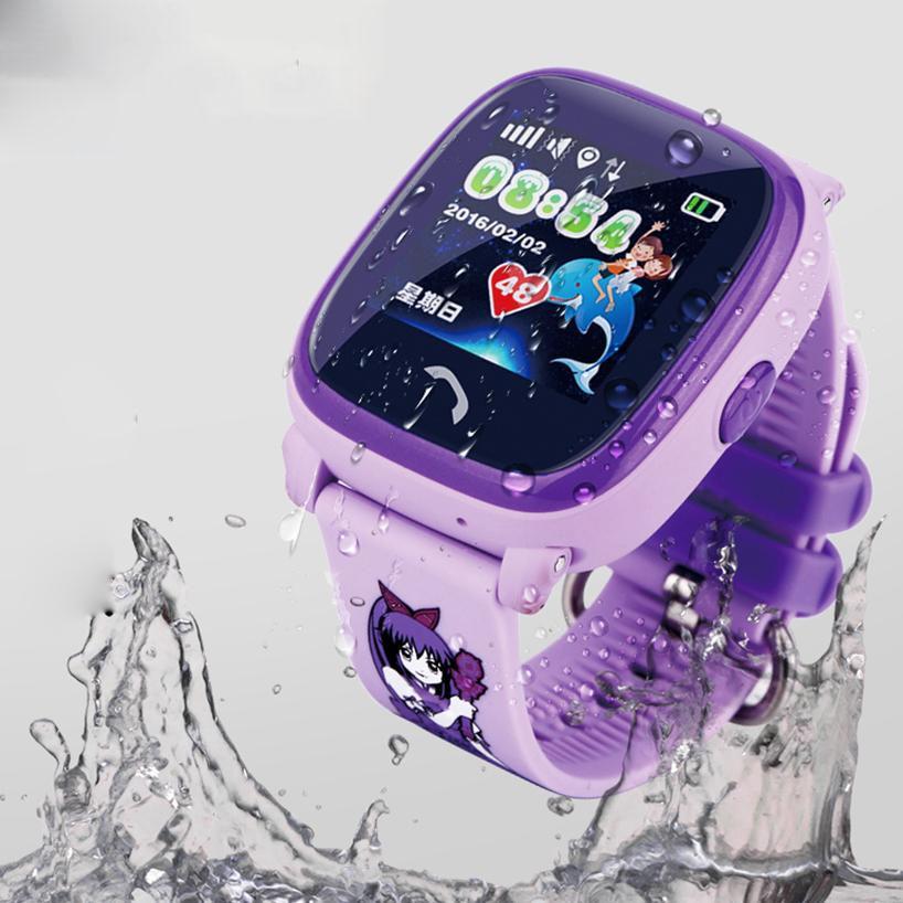 Đồng hồ định vị GPS chống nước CF25G màn hình cảm ứng