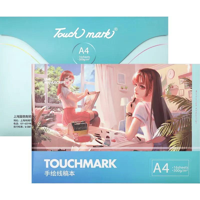 Giấy vẽ marker Touchmark Touch Mark 300 grams siêu dày