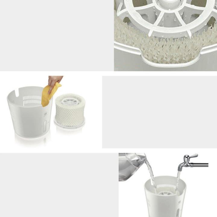 Máy tạo ẩm, tạo hơi nước cao cấp Philips HU4803/00 - Hàng chính hãng