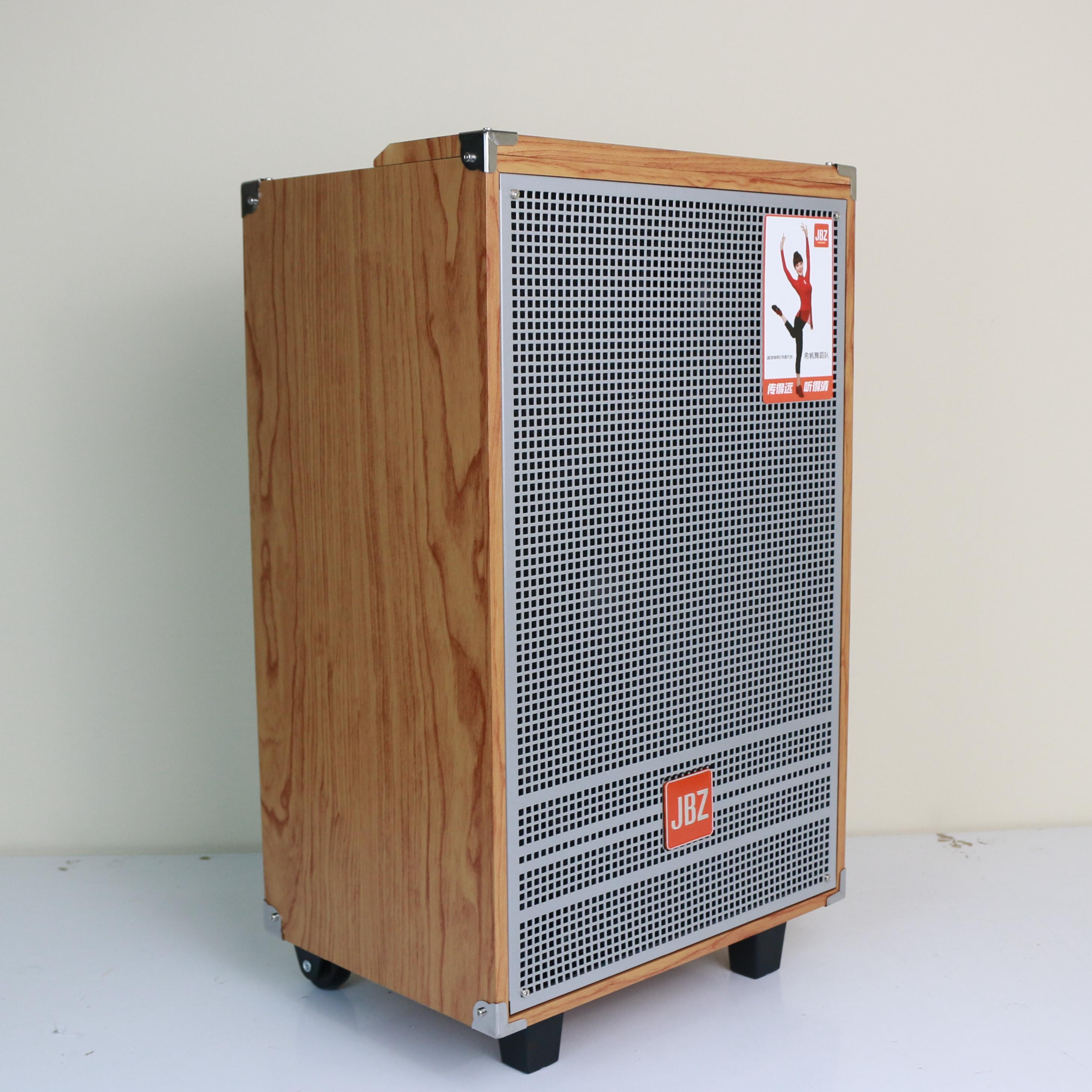 Loa kéo JBZ 0803 công suất 200W-Hàng nhập khẩu