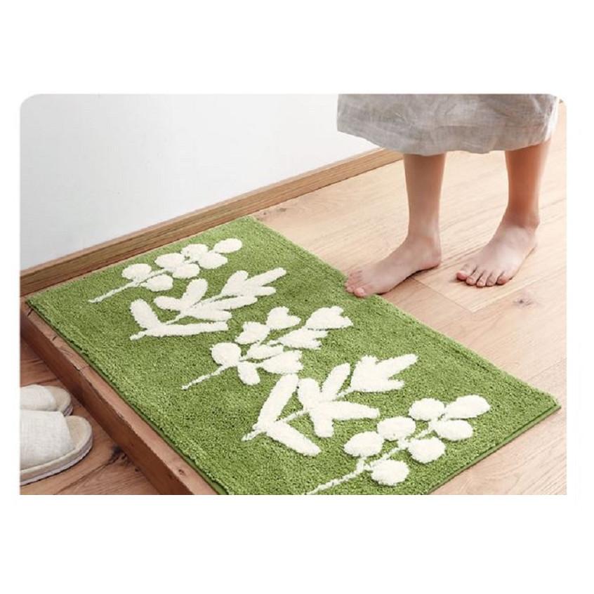 Thảm Lông chùi chân, thảm nhà tắm, thảm cửa ra vào Cao Cấp