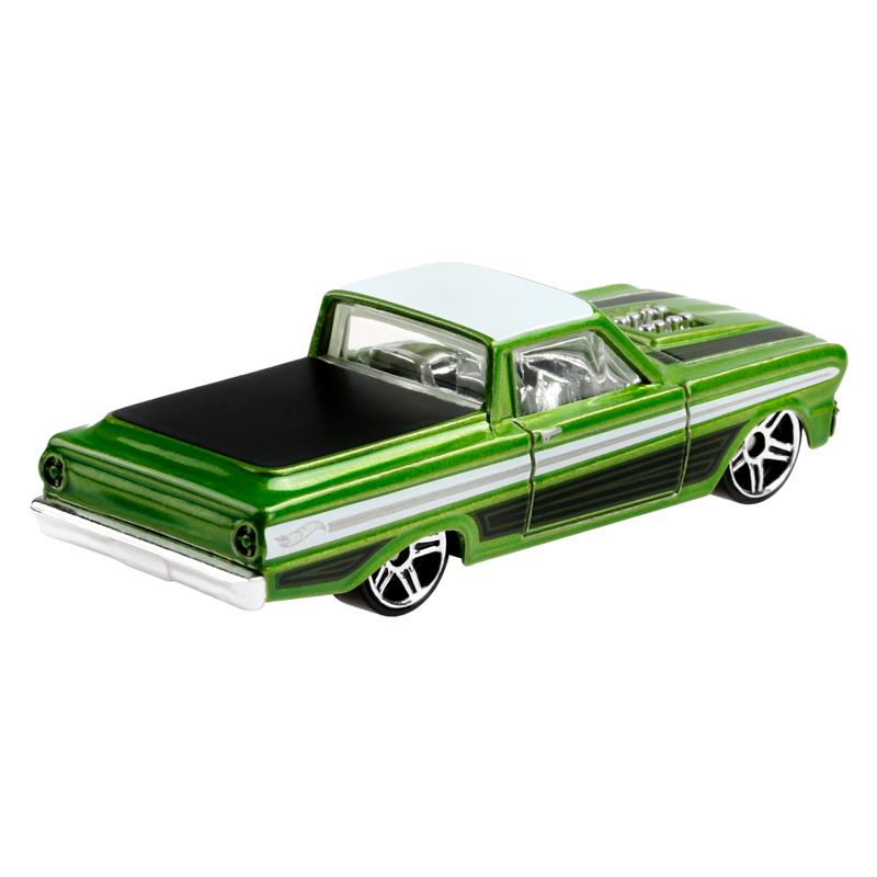 Đồ Chơi Mô Hình HOT WHEELS Siêu Xe Hot Wheels Thể Thao Automotive 65 Ford Ranchero GRP23/GDG44