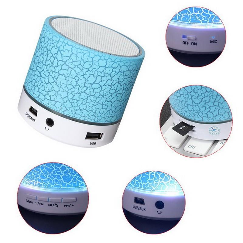 Loa Bluetooth mini A9 (màu sắc giao ngẫu nhiên)