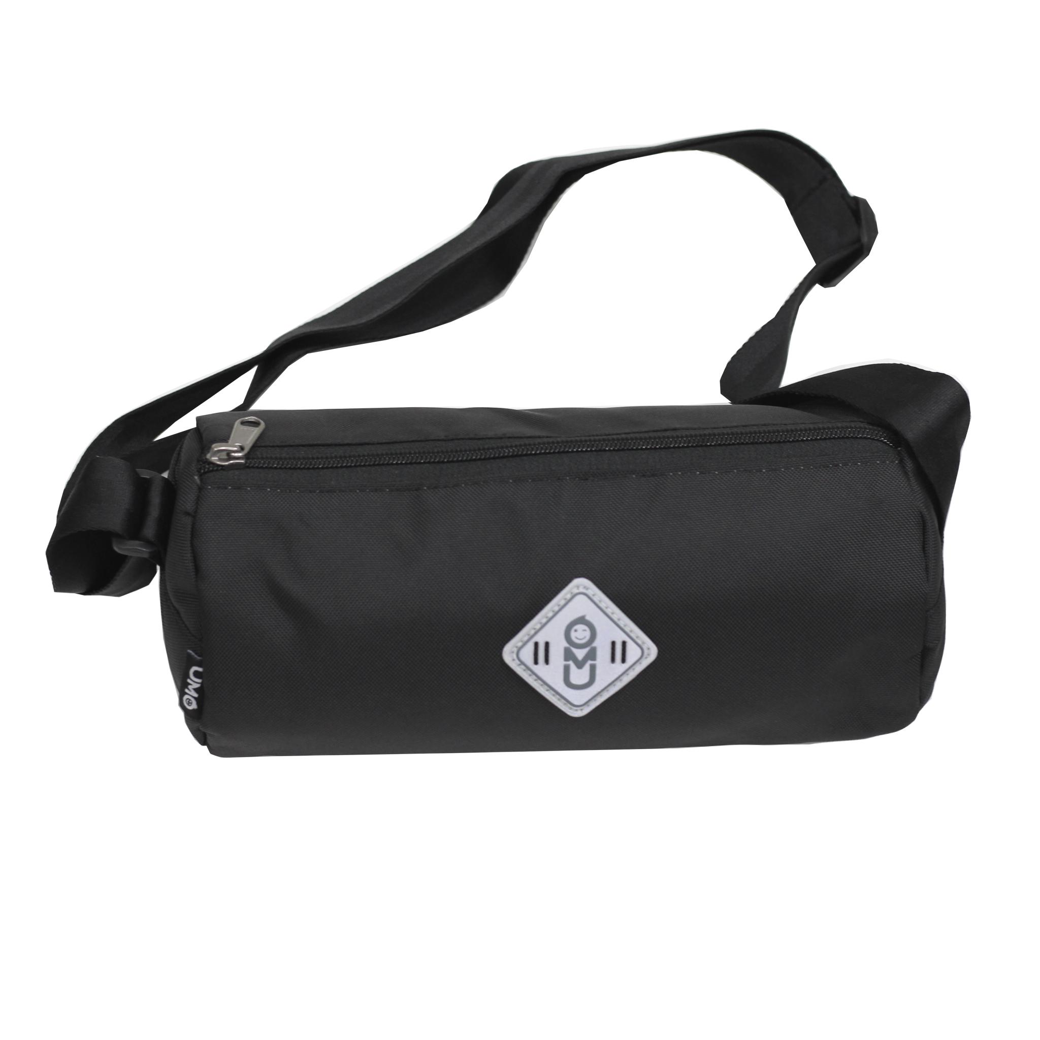 Túi Trống MINI STAK Duffle Bags-Black