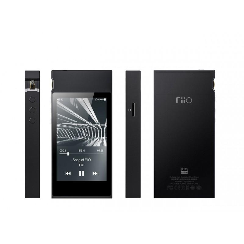 Máy nghe nhạc Lossless Bluetooth FiiO M7 (Tặng kèm thẻ nhớ 16GB) - Hàng chính hãng