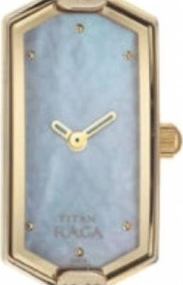 Đồng hồ đeo tay nữ hiệu Titan 9906YM01