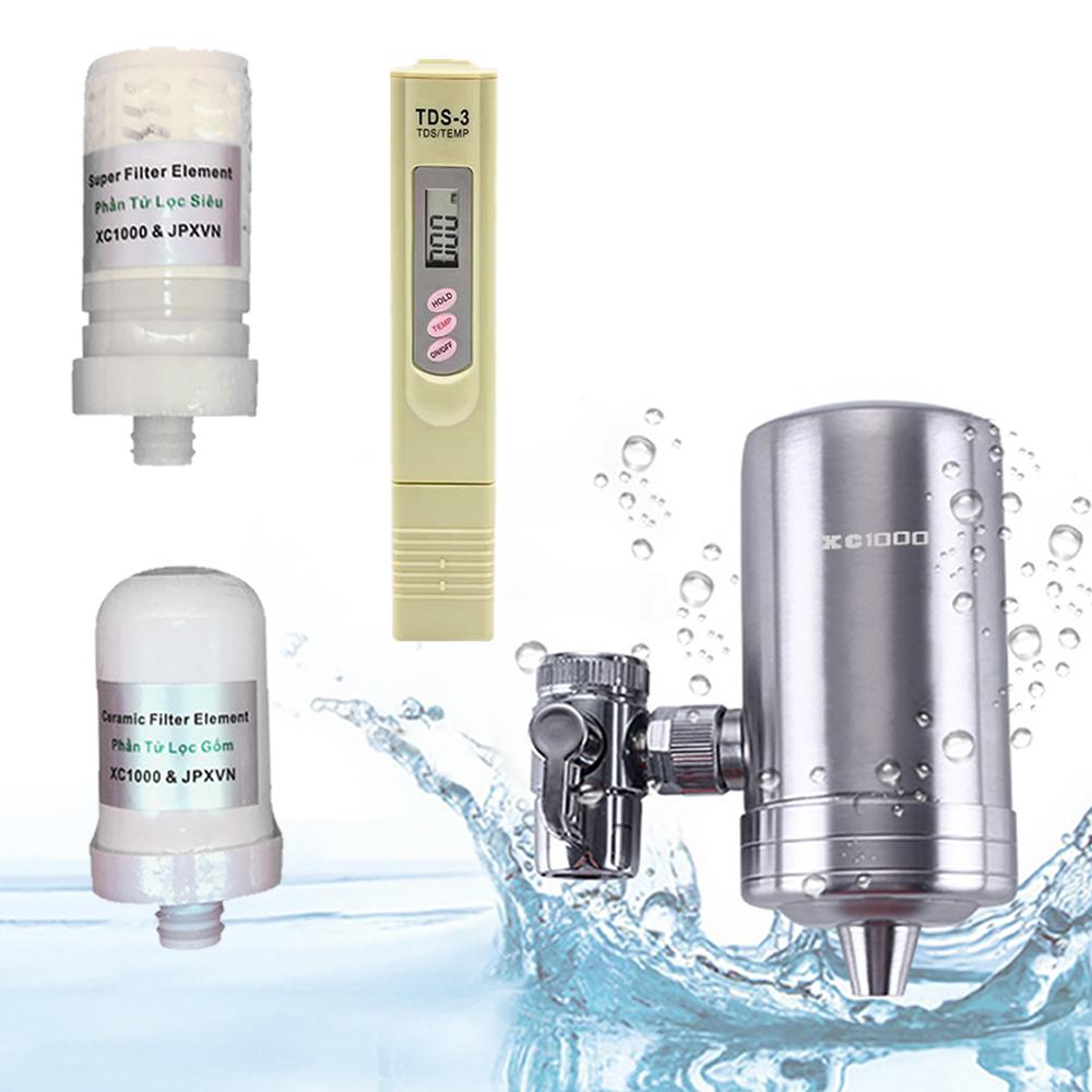 Đầu Lọc Nước tại vòi water purifier bảy lớp cao cấp