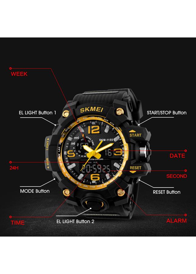 Đồng hồ Nam thể thao SKMEI 1155 - DHA440