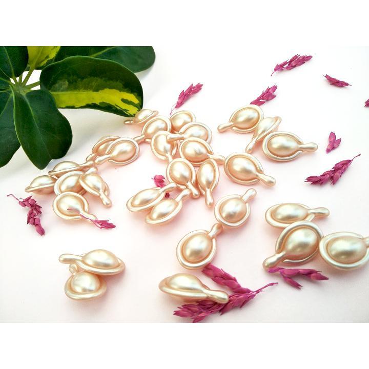 Viên nang Blena Miracle Revitalizing Pearl Embryonic Capsules trắng sáng - ngừa nám - chống lão hóa - chiết xuất phôi ngọc trai