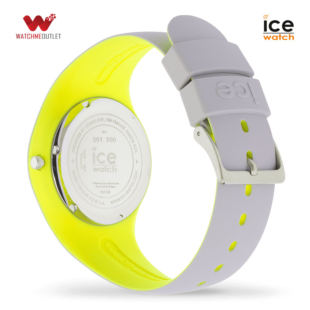 Đồng hồ Nữ Ice-Watch dây silicone 001500