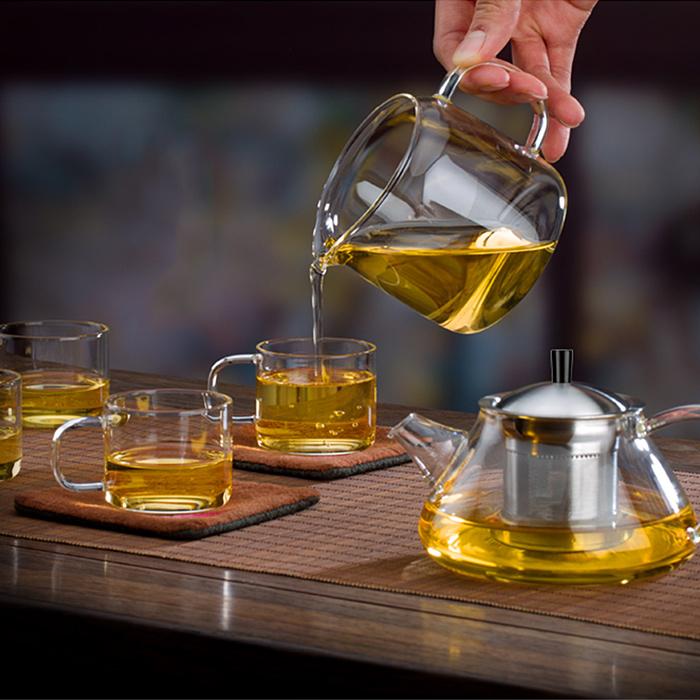 Tống trà thủy tinh Samadoyo CP12 (400ml)