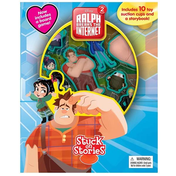 Disney Wreck-It Ralph 2 Stuck On Stories