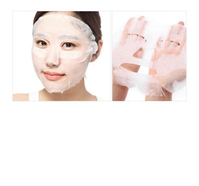 Đắp mặt nạ lô hội trắng da trị mụn Dabo Aloe - COMBO 5 GÓI - Hàn Quốc Chính Hãng