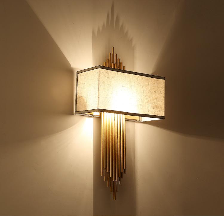 Đèn gắn tường trang trí phòng khách, phòng ngủ hiện đại cao cấp GT849