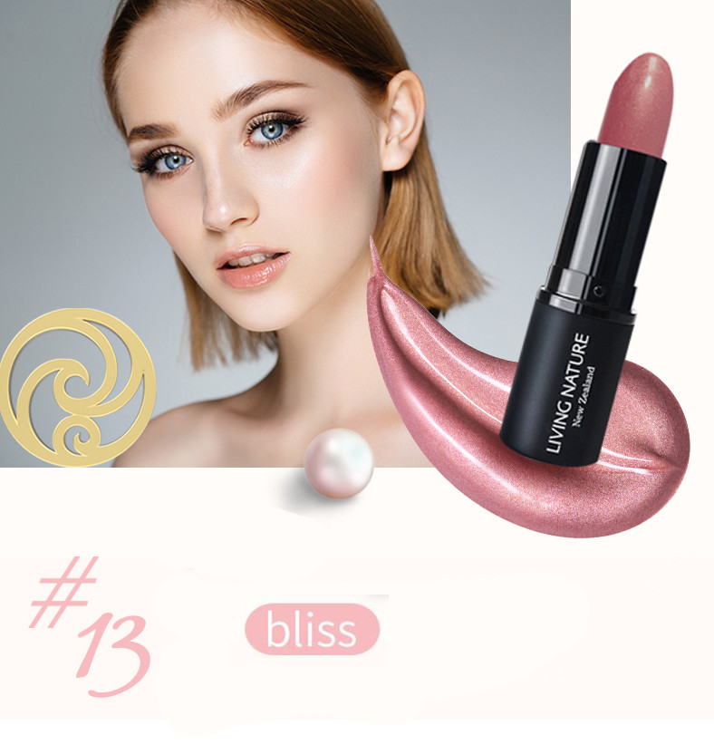 Son dưỡng Living Nature Tinted Lip Hydrator Bliss 13