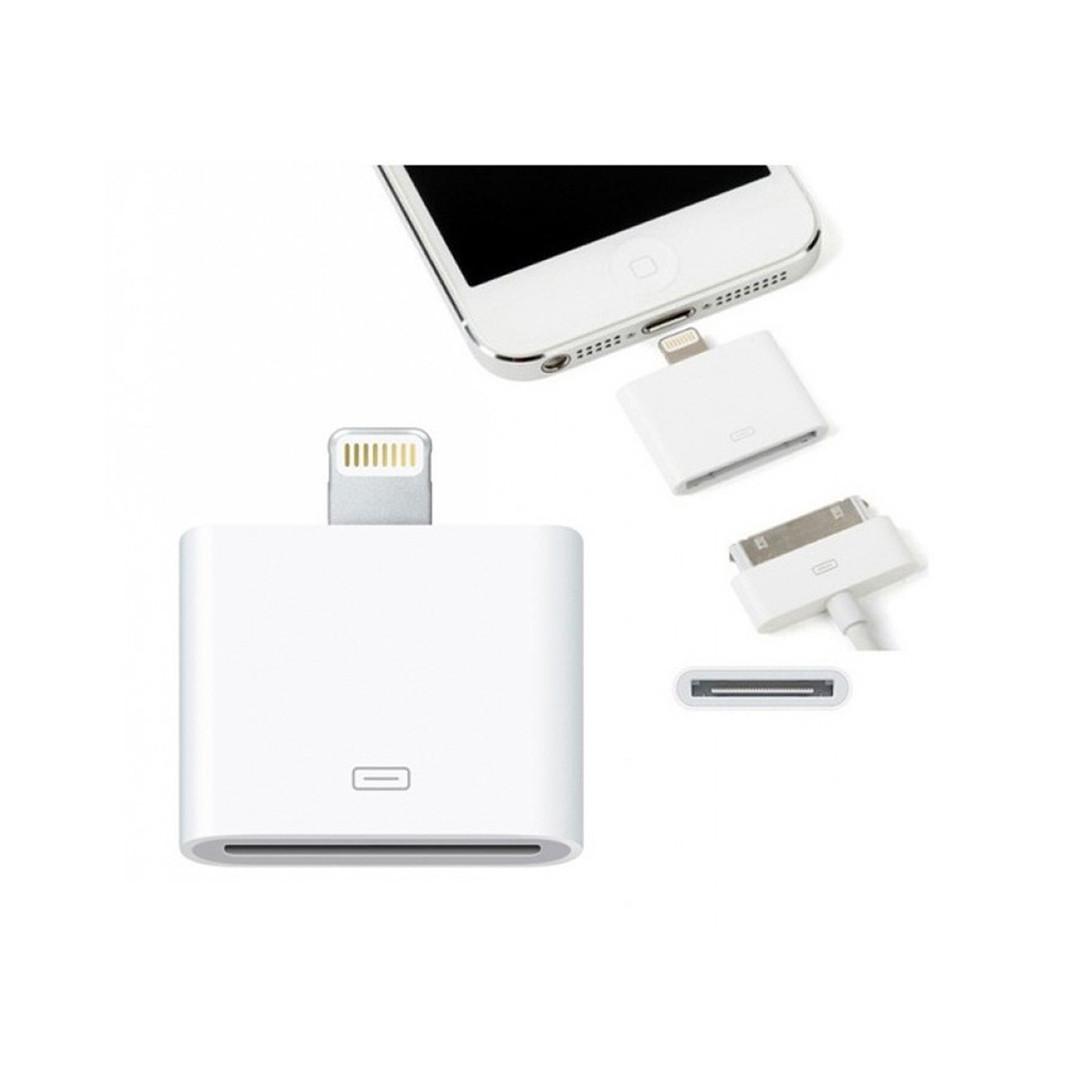 Đầu Đổi Iphone 4 (L) To Iphone 5 (K) Unitek (Y-A 0012)  - HÀNG CHÍNH HÃNG