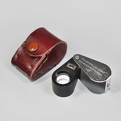 Lúp Soi Nữ Trang Mini 14X / 20X- Hàng Nhập Khẩu
