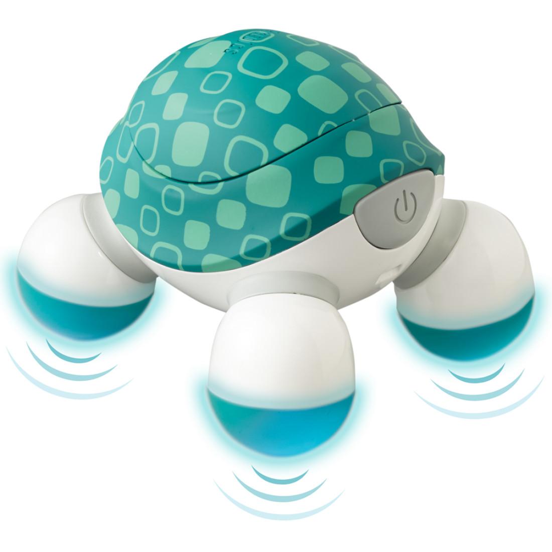 Máy Massage cầm tay Mini Turtle 3 đầu nhập khẩu USA Homedics NOV-60
