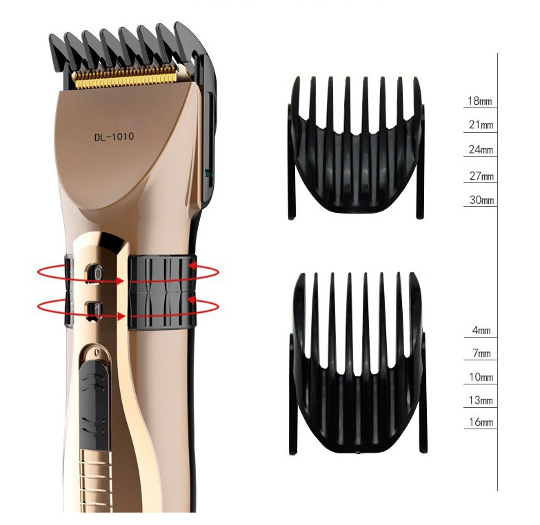 Tông đơ cắt tóc chuyên nghiệp và cá nhân