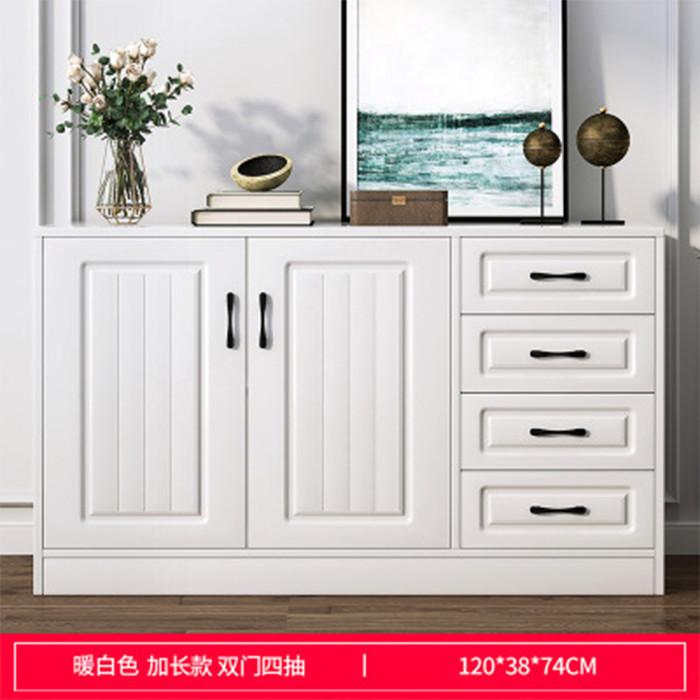 Tủ giày hiện đại - Tủ giày trắng sang trọng (kt 120x39x74cm )