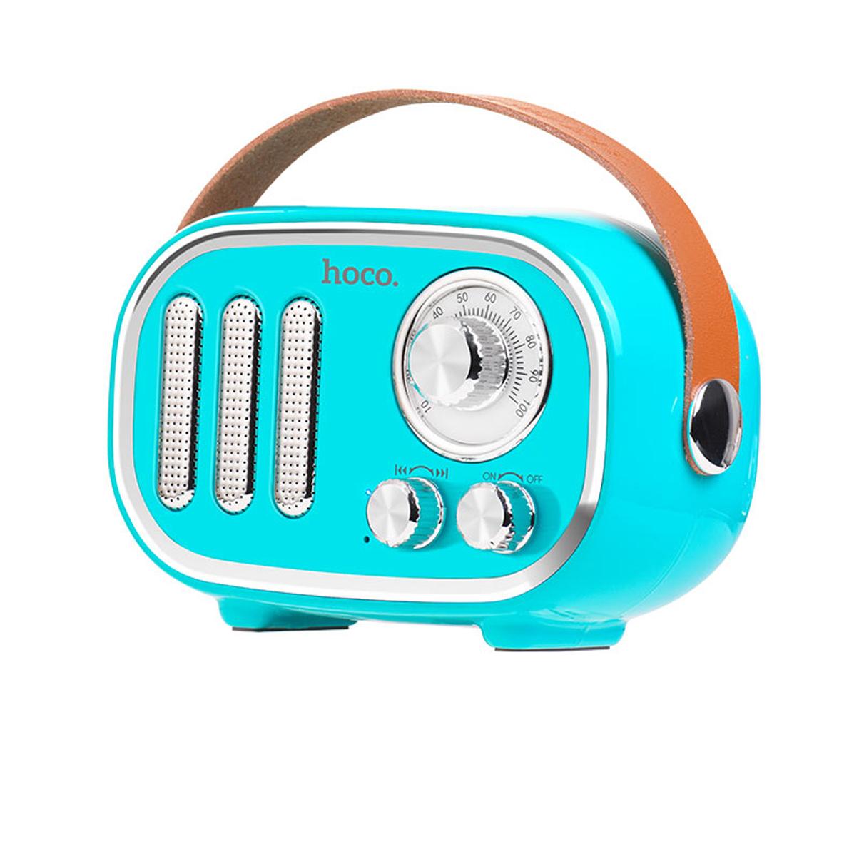 Loa Nghe Nhạc Bluetooth V4.2 BS16 Hoco -Tặng Giá Đỡ Điện Thoại-Hàng Chính Hãng