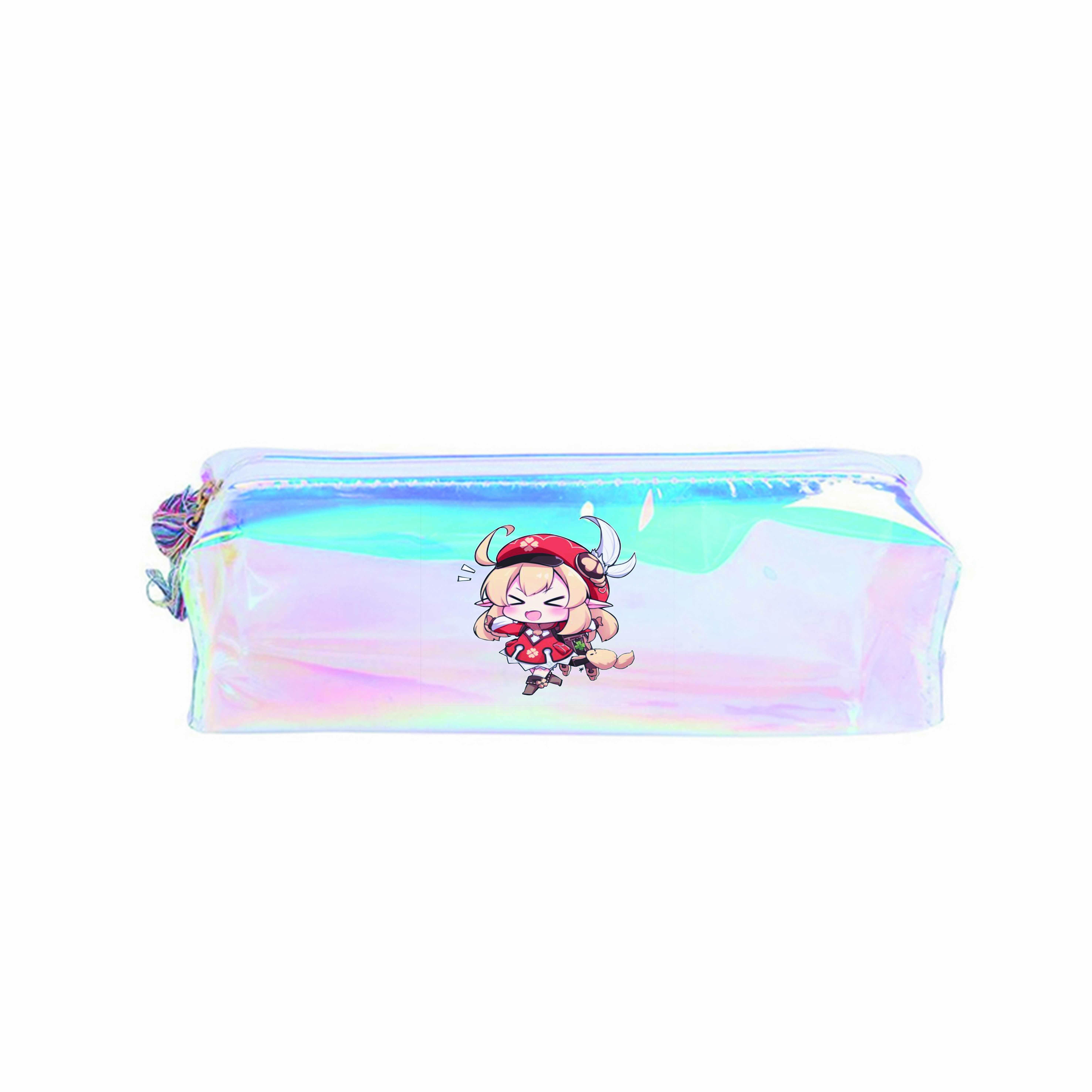 Hộp bút trong hologram IN HÌNH Genshin Impact game