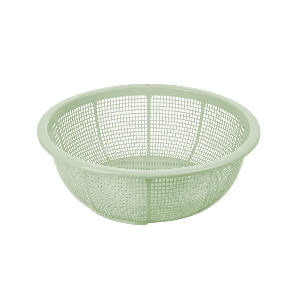 Rổ nhựa - tròn lớn INOCHI YOKO 30cm chất lượng nhật bản đa năng cao cấp ROR