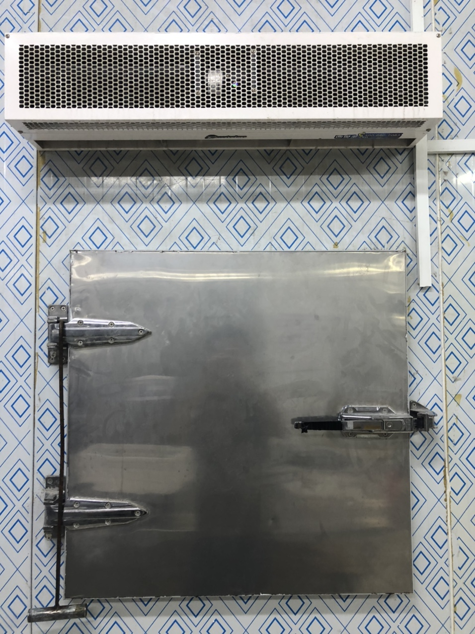 BỘ TAY KHÓA CỬA KHO LẠNH MODEL CX-1178