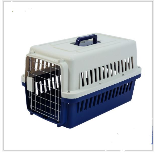 Lồng vận chuyển thú cưng LỚN 5XL kèm TẤM LÓT và BÁNH XE, lồng hàng không vận chuyển chó lớn tiện lợi