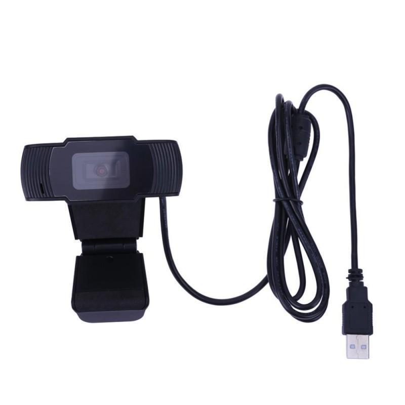 USB WEBCAM A870 - Micrô hấp thụ âm thanh tích hợp, giọng nói của bạn, hỗ trợ học tập và làm việc qua mạng - KTC shop