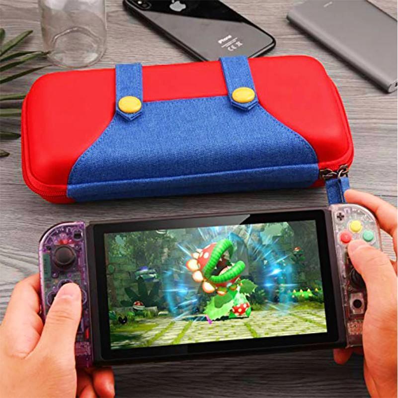 Bao Da Super Mario Cho Nintendo Switch