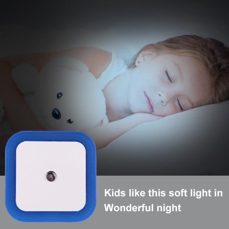 Bộ Đèn ngủ công tắc cảm biến tự động 2021