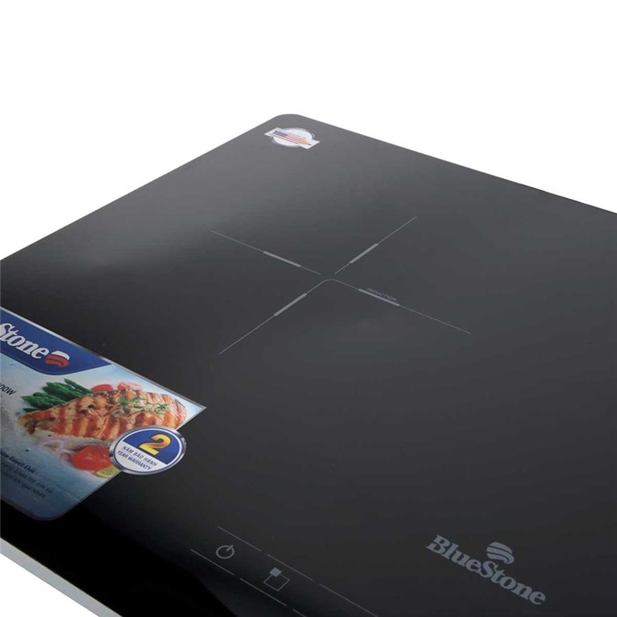 Bếp Âm Đôi Từ - Hồng Ngoại Bluestone ICB-6818 (4000W) - Hàng Chính Hãng
