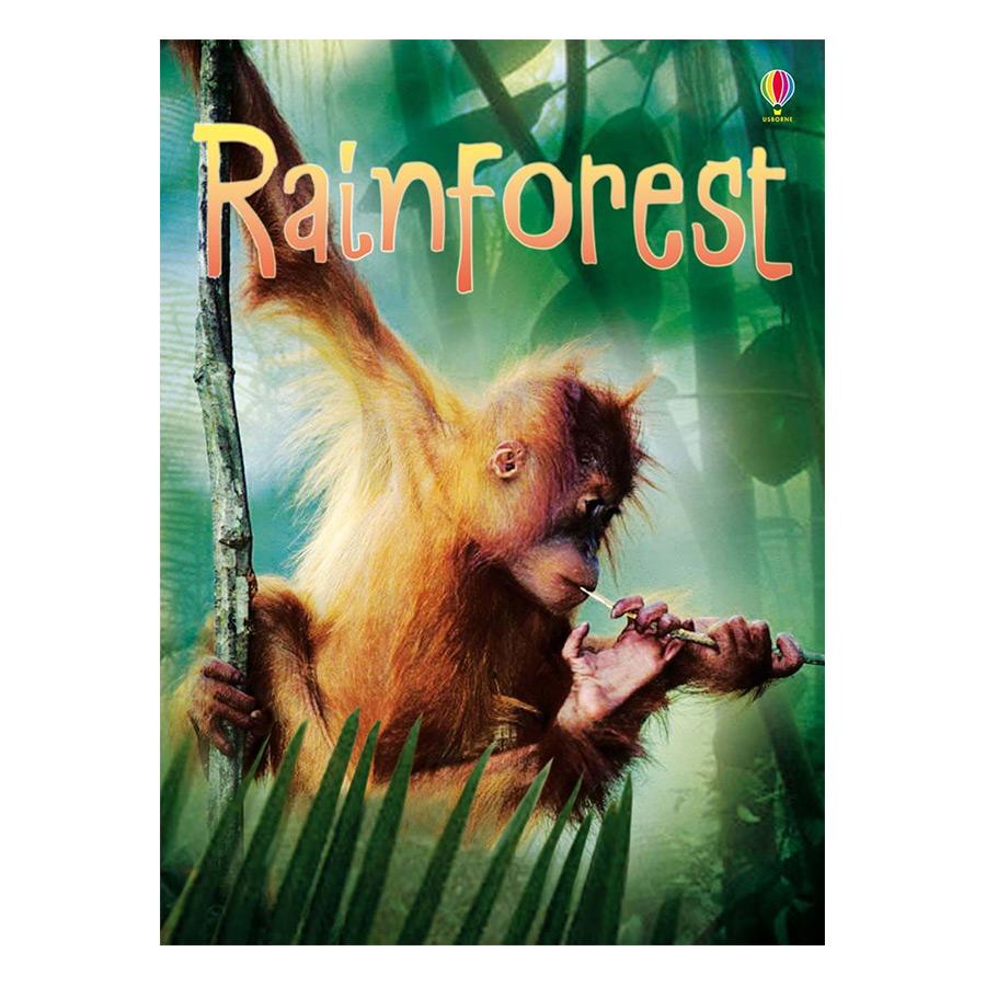 Usborne Rainforests