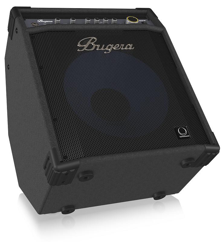 """Loa kèm amply Bugera BXD15A 1x15"""" 1000-watt Bass Amplifier Black-Hàng Chính Hãng"""