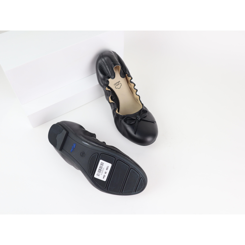 Giày búp bê da thật đế dẻo Misho 1099