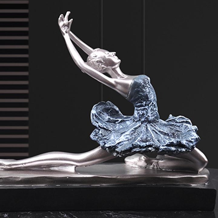 Tượng trang trí - Vũ công múa bale