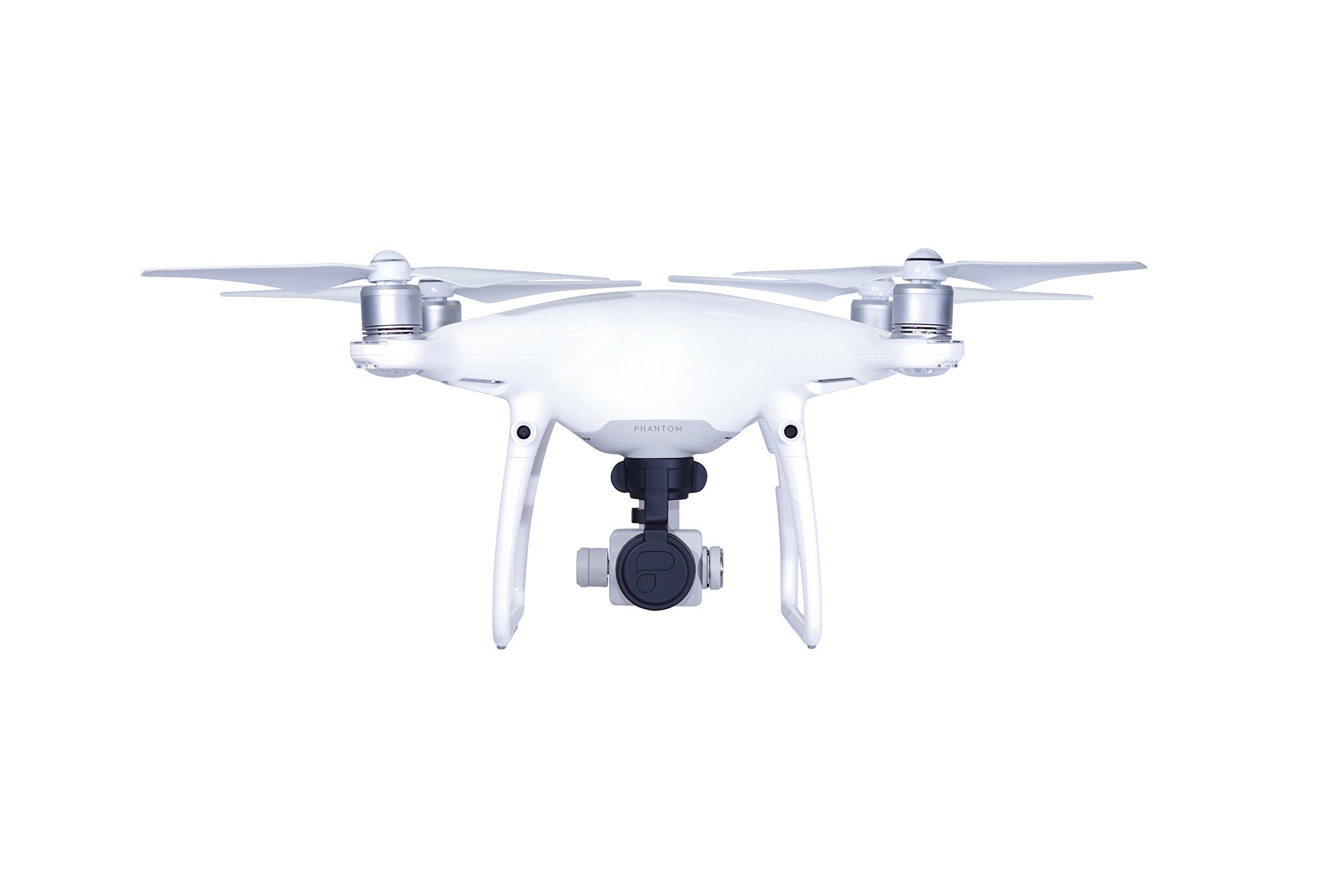 Nắp Chụp Bảo Vệ Gimbal Phantom 4 Pro Lens Cover Lock PolarPro- Hàng Chính Hãng