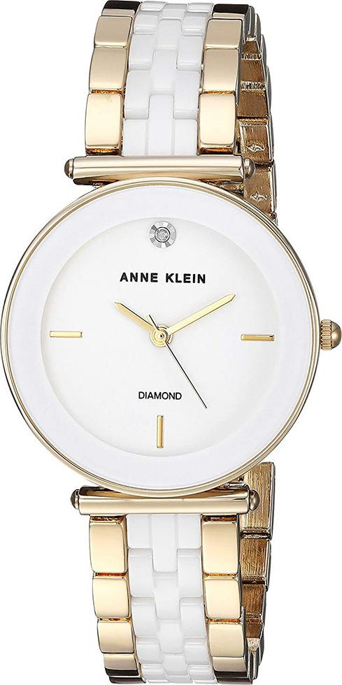 Đồng hồ thời trang nữ ANNE KLEIN 3158WTGB